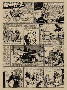 Extrait de Fantax (1re série) -1- Le gentleman fantôme