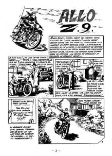 Extrait de Flash (Artima) -1- Allo z.9.