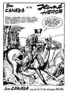Extrait de Jim Canada -2- Le jeune héros