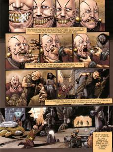 Extrait de Exterminateur 17 - La trilogie d'Ellis -1- L'Alliance