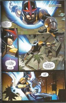 Extrait de Nova (Marvel Now!) -2- Le Rookie