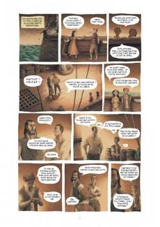 Extrait de La fille des Cendres -1- Enfants des abysses