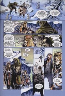 Extrait de Les seigneurs d'Agartha -2- L'oracle