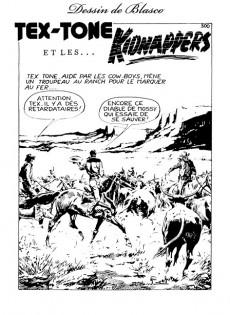 Extrait de Tex-Tone -58- Les kidnappers