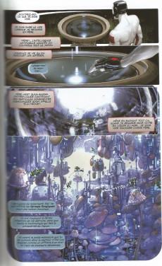 Extrait de Rai (Bliss Comics - 2014) -2- La Chute