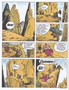 Extrait de Bouldaldar et Colégram -20- Les Dents-de-Nuées (Bonnes Soirées 6)