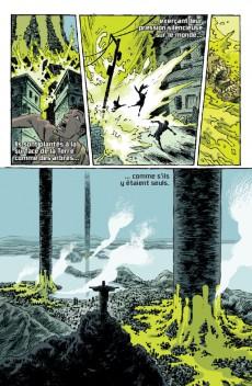 Extrait de Trees -1- En pleine ombre