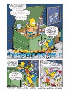 Extrait de Bart Simpson (Jungle !) -10- Un livre diabolique !