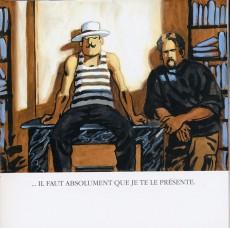 Extrait de (AUT) Bertail - L'homme tableau