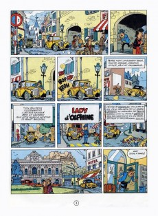 Extrait de Benoît Brisefer -6f2015- Lady d'Olphine