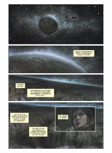 Extrait de Le feu et la roche -5- Prometheus Omega