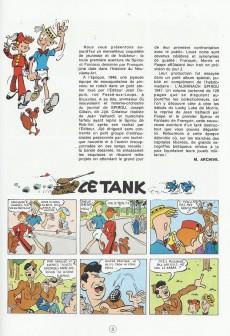 Extrait de Spirou et Fantasio -HS01 c2010- L'héritage