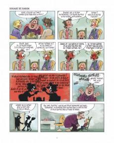 Extrait de Que du bonheur ! -INT02- Petit traité des familles recomposées - Volume 2