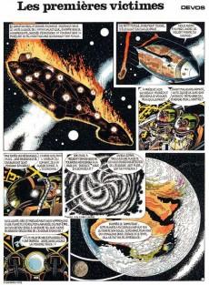 Extrait de Chronique d'extraterrestres -INT- Chroniques extraterrestres - Intégrale