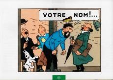 Extrait de Tintin - Divers -72a- Le tournesol illustré