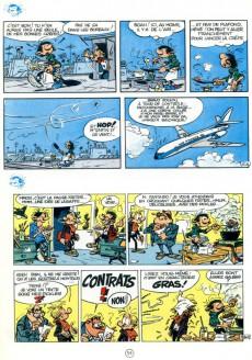 Extrait de Gaston -R3 84- Gare aux gaffes du gars gonflé