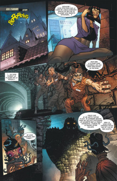 Extrait de Batman Eternal -3- Tome 3