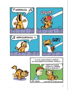 Extrait de Garfield -7c2015- La diète, jamais !