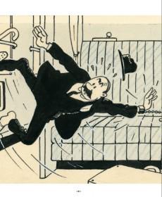 Extrait de (AUT) Hergé - L'art d'Hergé