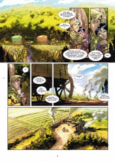 Extrait de Les enquêtes du Misterium -2- Les Quatre de l'apocalypse