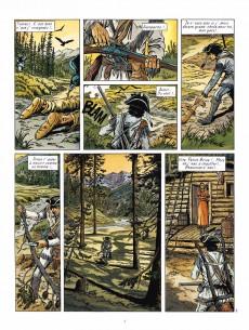 Extrait de Les pionniers du Nouveau Monde -INT4- L'intégrale - Tomes 13 à 16