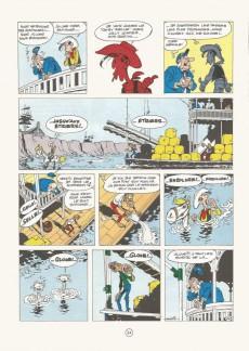 Extrait de Lucky Luke -16b81- En remontant le Mississipi
