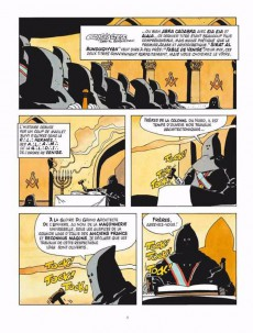 Extrait de Corto Maltese (2015 - Couleur Format Normal) -7- Fable de Venise
