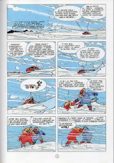 Extrait de Spirou et Fantasio -13e95- Le voyageur du mésozoïque