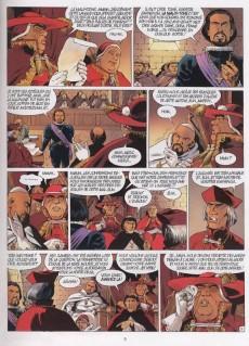 Extrait de Quetzalcoatl -5- La putain et le conquistador