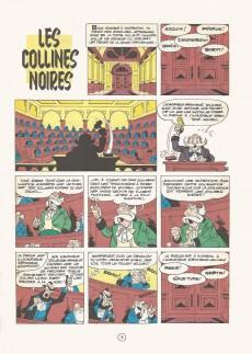 Extrait de Lucky Luke -21b86- Les Collines noires