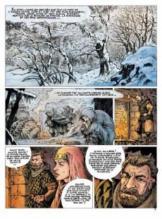 Extrait de L'epte, des vikings aux Plantagenets -5- Mort en flandre