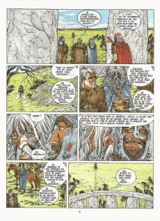 Extrait de Les héros cavaliers -4a98- L'esprit de vermine