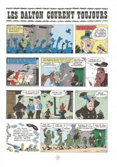 Extrait de Lucky Luke -23a79- Les Dalton courent toujours
