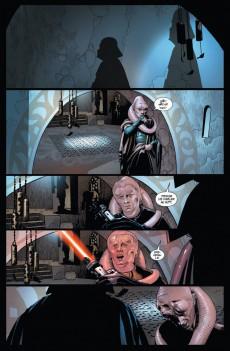 Extrait de Star Wars - Dark Vador (Panini Comics - 100% Star Wars) -1- Vador