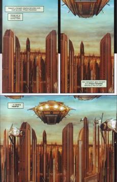 Extrait de Star Wars - Dark Vador -2- La Prison fantôme