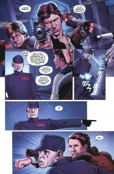 Extrait de Star Wars (Panini Comics - 100% Star Wars) -1- Skywalker passe à l'attaque