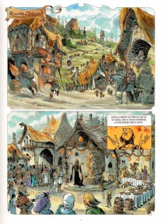 Extrait de Les chevaliers d'Émeraude -5- La Première Invasion