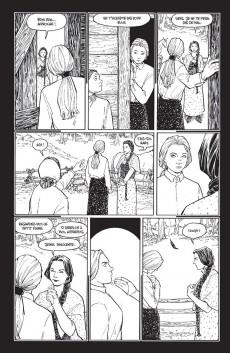 Extrait de Rachel Rising -4- Tombes hivernales