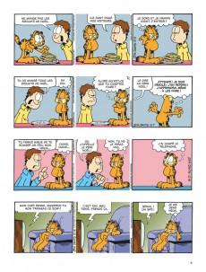 Extrait de Garfield -61- Perd la boule