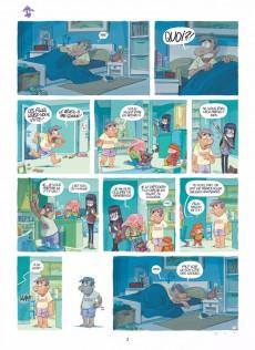 Extrait de Dad -2- Secrets de famille