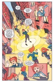 Extrait de Infinite Loop (The) (Glénat comics) -2- La Lutte