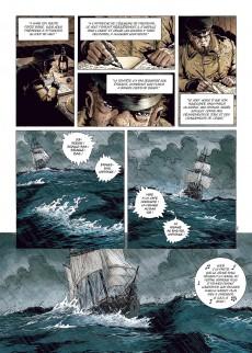 Extrait de Entre Terre & Mer -3- La Belle Lavandière