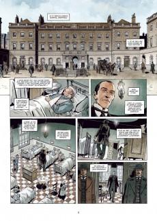 Extrait de Sherlock Holmes Society -3- In Nomine Dei