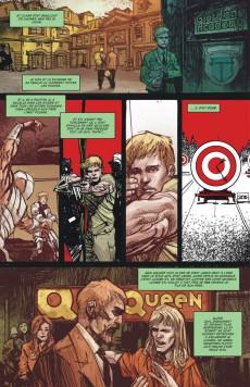 Extrait de Green Arrow (DC Renaissance) -3- Brisé