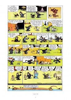 Extrait de Krazy Kat (Les Rêveurs) -4- Krazy Kat (1940 - 1944)