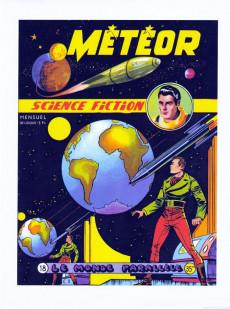 Extrait de Météor (Intégrale) -3- Volume 3