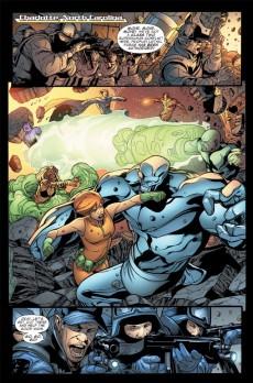 Extrait de Avengers: The Initiative (2007) -INT05a- Dreams & nightmares