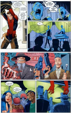 Extrait de Spider-Man (Presses Aventure) -5- Le masque