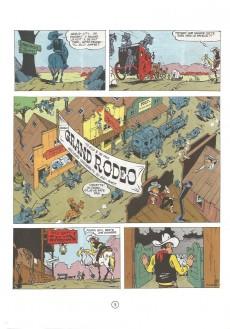 Extrait de Lucky Luke -2b1970a- Rodéo