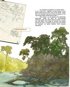 Extrait de Des gorilles et des hommes - carnet de voyage naturaliste au Congo Brazzaville